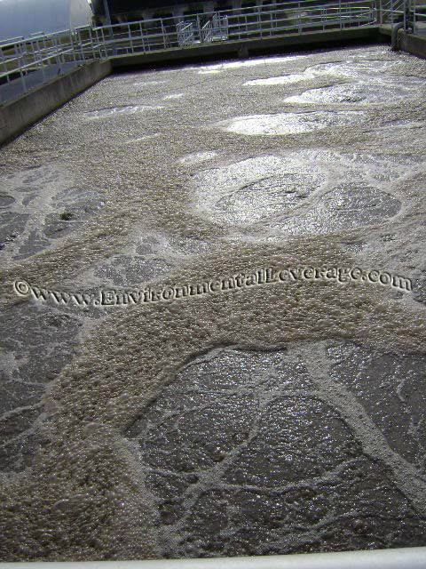 All Foam In Not Alike In Wastewater Aeration Basins And