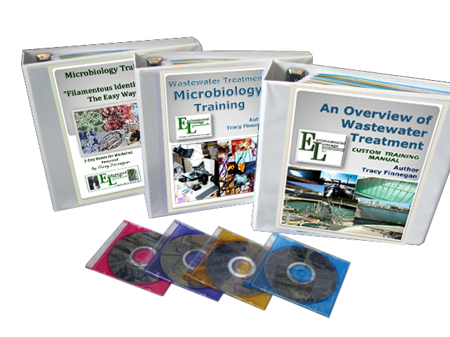 Wastewater Training CDs and Custom Manuals