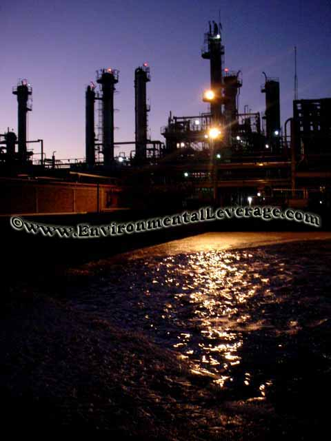 Industrial Production Wastewater